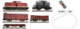 FLEISCHMANN 931892 Digital-Startset BR 110 + Güterzug DR | DCC | Spur N online kaufen