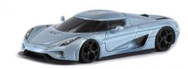 Fronti-Art AS013-76 Koenigsegg Regera Horizon Blue metallic Automodell  1:87 online kaufen