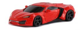 Fronti-Art AS015-06 W-Motors Lykan HyperSport rot Automodell 1:87 online kaufen