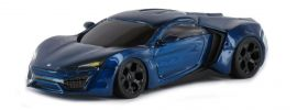Fronti-Art AS015-11 W-Motors Lykan HyperSport Transparent Blue-metallic Automodell 1:87 online kaufen