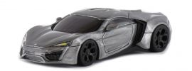 Fronti-Art AS015-66 W-Motors Lykan HyperSport Silver Grey-metallic Automodell  1:87 online kaufen