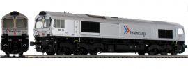 HELJAN 10066321 Diesellok Class66 | RheinCargo | DC analog | Spur H0 online kaufen