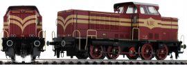 HELJAN 21541 Diesellok MaK 650 D KBE | DC analog | Spur H0 online kaufen