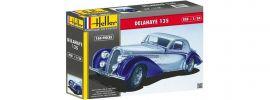 Heller 80707 Delahaye 135 | Auto Bausatz 1:24 online kaufen
