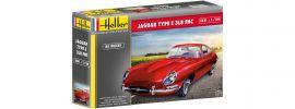 Heller 80709 Jaguar Type E 3L8 FHC | Auto Bausatz 1:24 online kaufen