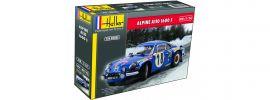 Heller 80745 Renault Alpine A110 1600 S | Auto Bausatz 1:24 online kaufen