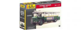 Heller 80789 Renault TN6 C2 Autobus Parisien | Bus Bausatz 1:24 online kaufen