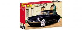 Heller 80795 Citroen DS19 | Auto Bausatz 1:16 online kaufen