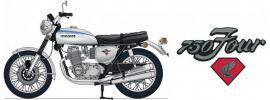 Heller 80983 Honda CB 750 Four | Motorrad Bausatz 1:8 online kaufen