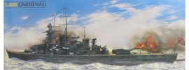 HELLER 81080 Dt. Schlachtschiff Gneisenau Schiff Bausatz 1:400 online kaufen