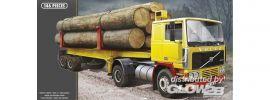 Heller 81704 Volvo F12-20 Holztransport | LKW Bausatz 1:32 online kaufen