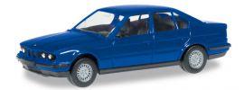 herpa 012201-006 MiniKit BMW 5er Limousine E34  ultramarinblau Bausatz 1:87 online kaufen