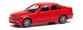 herpa 012416-007 Minikit BMW 3er Limousine E46 hellrot | Automodell 1:87 online kaufen
