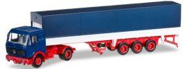 herpa 012782 MiKi MB NG Planen-Szg blau | LKW-Modell 1:87 online kaufen