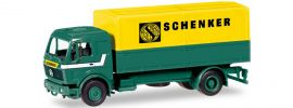 herpa 013321 MiKi MB NG Planen-LKW Schenker | Bausatz 1:87 online kaufen