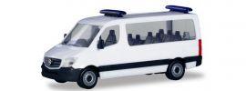 herpa 013680 MiniKit Mercedes-Benz Sprinter 2013 Bus Flachdach Bausatz Spur H0 online kaufen