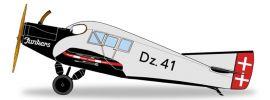 herpa WINGS 019361 Junkers F13 Danziger Luftpost Flugzeugmodell 1:87 online kaufen