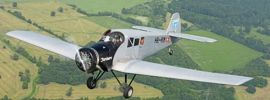 herpa 019385 Junkers Flugzeugwerke AG Junkers F13 - HB-RIM | Flugzeugmodell 1:87 online kaufen