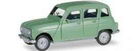 herpa 020190-005 Renault R4 lindgrün Automodell 1:87 online kaufen