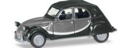 herpa 020817-005 Citroen 2CV Charleston grau Automodell 1:87 online kaufen