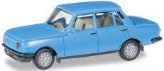 herpa 022705-003 Wartburg 353 blau   Automodell 1:87 online kaufen