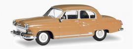 herpa 023283-004 Wolga M21 braunbeige Automodell 1:87 online kaufen