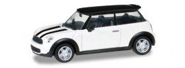 herpa 023627-002 Mini Cooper S pepperwhite Automodell 1:87 online kaufen