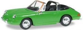 herpa 023733-002 Porsche 911 Targa, gelbgrün Automodell 1:87 online kaufen