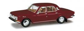 herpa 024334-003 Wolga M24 weinrot Automodell Spur H0 online kaufen