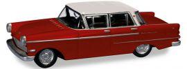 herpa 024556-005 Opel Kapitän rot-weiß | Automodell 1:87 online kaufen