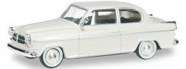 herpa 024655-002 Borgward Isabella Limousine, cremeweiß Automodell 1:87 online kaufen