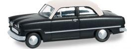 herpa 024686-003 Ford Taunus Weltkugel schwarz Automodell 1:87 online kaufen