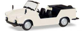 herpa 024808-003 Trabant Kübel weiss | Automodell 1:87 online kaufen
