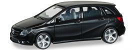 herpa 024846-002 MB B-Klasse schwarz schwarz Automodell 1:87 online kaufen