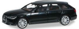 herpa 024884-003 Audi A6 Avant, brillantschwarz Automodell 1:87 online kaufen