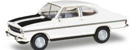 herpa 024914-003 Opel Kadett B Coupé  Rallye weiss Automodell 1:87 online kaufen