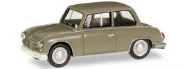 herpa 027649-004 AWZ P 70 Limousine gelbgrau Automodell 1:87 online kaufen