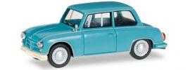herpa 027649-003 AWZ P70 Limousine tü�rkisblau Automodell 1:87 online kaufen