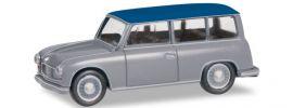 herpa 027656-003 AWZ P70 Kombi mausgrau Automodell 1:87 online kaufen