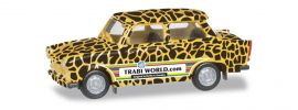 herpa 027663 Trabant 601 Trabiworld Modell Nr3 Automodell 1:87 online kaufen