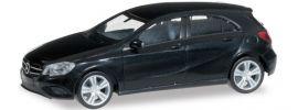"""herpa 028264-003 MB A-Klasse """"schwarz"""" Automodell 1:87 online kaufen"""
