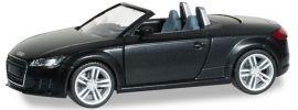 herpa 028400 Audi TT Roadster brillantschwarz Automodell 1:87 online kaufen