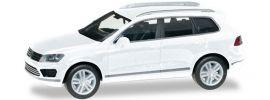 herpa 028479-002 VW Touareg Facelift weiss   Automodell 1:87 online kaufen