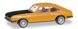 herpa 028509 Ford Capri RS orange/schwarz Automodell 1:87 online kaufen