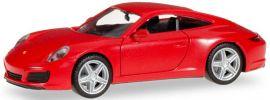 herpa 028523 Porsche 911 Carrera 2 indischrot | Automodell 1:87 online kaufen