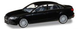 herpa 028561 Audi A4 Limousine brillantschwarz Automodell 1:87 online kaufen