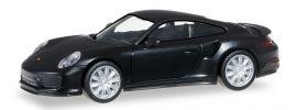herpa 028615 Porsche 911 Turbo schwarz Automodell 1:87 online kaufen