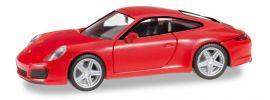 herpa 028646 Porsche 911 Carrera 4S indischrot Automodell 1:87 online kaufen