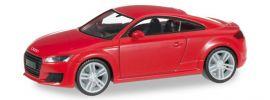 """herpa 028356 Audi TT std., """"brillantrot"""" Automodell 1:87 online kaufen"""