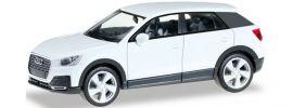 herpa 028677 Audi Q2 ibisweiss | Automodell 1:87 online kaufen